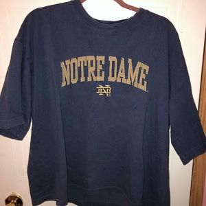 Other - Notes Dame T-shirt size xl